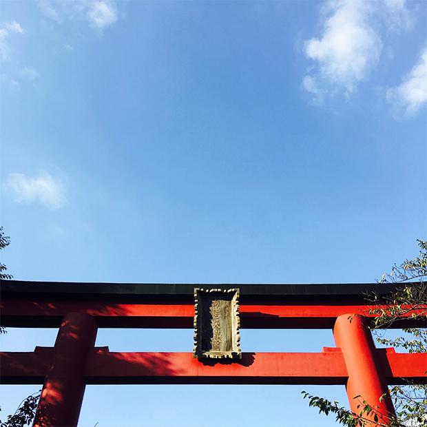 亀戸天神社①