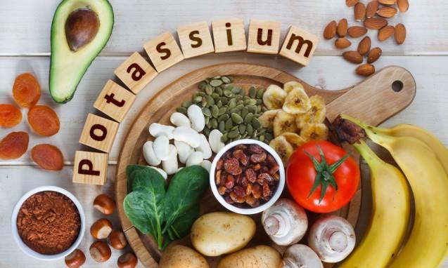 カリウムを多く含んだ野菜や果物、ナッツ類|副腎疲労blog