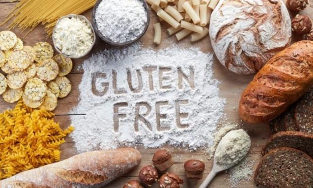小麦粉製品とグルテンフリーの文字|副腎疲労blog