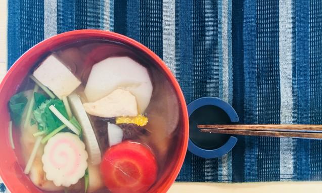 お雑煮|副腎疲労blog
